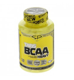 BCAA HEAVY tabs 120 таб Steelpower