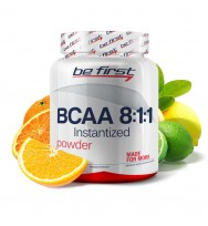 BCAA 8-1-1 Instantized 250 g BeFirst
