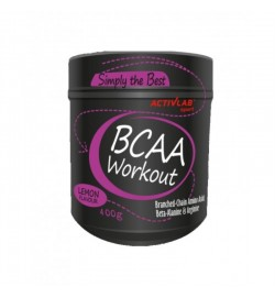 BCAA Workout 400 гр ActivLab