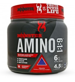 Monster Amino 6-1-1 300 g Cytosport СРОК 08.2017