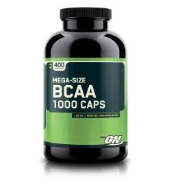 BCAA 1000 Caps 400 капс СРОК 03.20