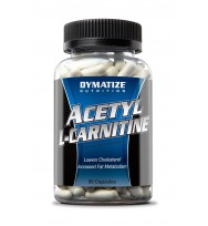 L-carnitine Acetyl 500 мг, 90 кап