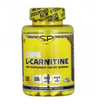 L-carnitine 550 mg 120 caps SteelPower