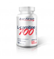 L-Carnitine Capsules 700 120 caps Be First