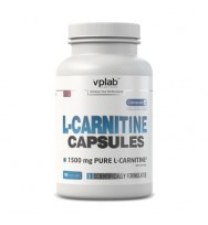L-carnitine 90 caps VP Lab