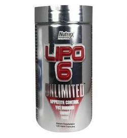 Lipo-6 Unlimited 120 caps Nutrex