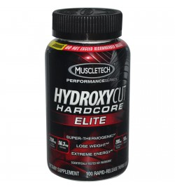 Elite Hydroxycut Hardcore 100 кап