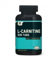 l-carnitine 500 mg 60 таб