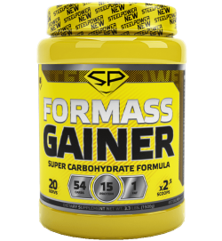 For Mass Gainer 3 kg Steel Power