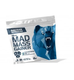 Mad Mass Gainer 2 kg Siberian Nutrogunz