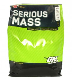 Serious Mass 5.6 кг Optimum Nutrition