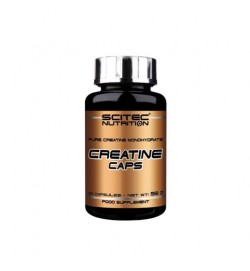 Creatine 120 caps SciTec