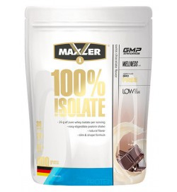 100% Isolate 900 g Maxler