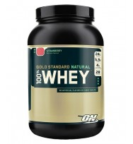 100% Whey Gold Standard Natural Flavored 0.9 кг (Натуральные ароматизаторы)