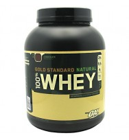 100% Whey Gold Standard Natural Flavored 2.18 кг (Натуральные ароматизаторы)