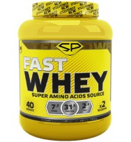 Fast Whey 1,8 kg Steel Power
