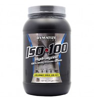 ISO 100 - Zero Carb Whey 0,76 кг Dymatize
