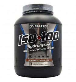 ISO 100 - Zero Carb Whey 1,36 кг Dymatize