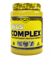 WCS Complex 0,9 kg Steel Power