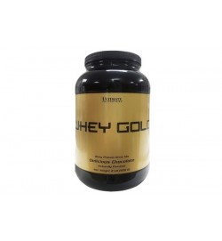 Whey Gold 0.9 кг Ultimate Nutrition