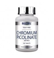 Chromium Picolinate 100 tab Sci Tech