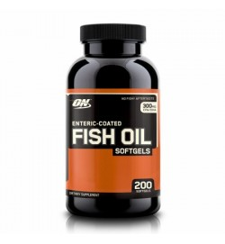 Fish Oil 200 softgels Optimum Nutrition