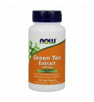Green Tea Extract 400 mg 60% 100 caps NOW