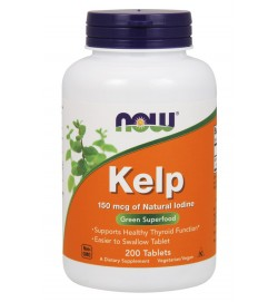 Kelp 150 mcg 200 tab NOW