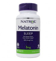 Melatonin 3 mg 120 tab Natrol