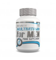 Multivitamin for men 60 табл Biotech