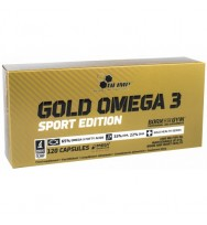 Omega 3 Gold 120 caps Olimp