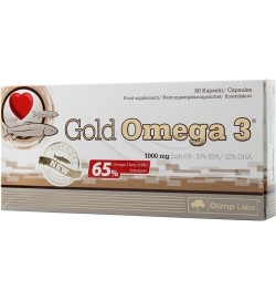 Omega 3 Gold 60 caps Olimp