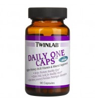 Daily One Caps Without Iron, 90 caps TwinLab