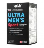 Ultra Men's Multivitamin Formula 90 caps - VP Lab