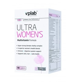 Ultra Women's Multivitamin Formula 90 caps - VP Lab