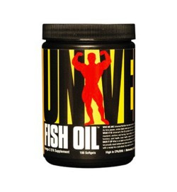 Fish Oil 100 softgels - Universal