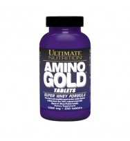 Amino Gold 1000 mg 250 tabs Ultimate