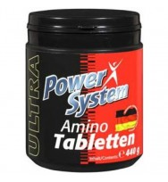 Amino Tablets 220 tab Power System