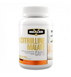 Citrulline malate 90 caps Maxler