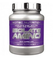 Isolate Amino 500 caps SciTec