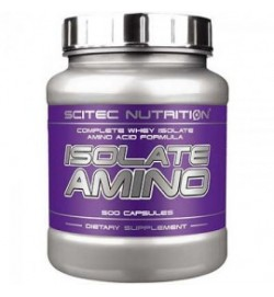 Isolate Amino 500caps SciTec