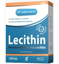 Lecithin 60 caps VP lab