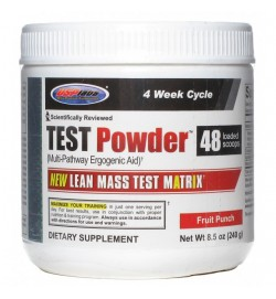 Test Powder 240 g USP