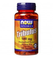 Tribulus 100 caps NOW