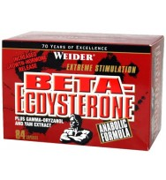 Beta Ecdysterone 84 caps Weider