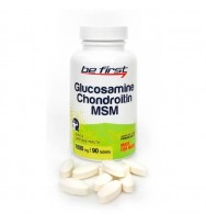 Glucosamine Chondroitin MSM 90 tabs Be First