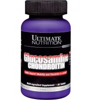 Glucosamine & MSM  60 таб Ultimate  СРОК 01-20