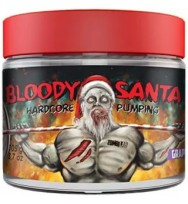 Bloody Santa Hardcore Pumping 18 порций Zombi Lab
