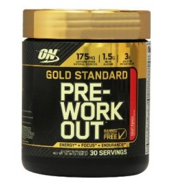 Gold Standard PRE Work Out 30 пор. Optimum Nutrition